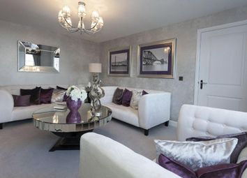 "Thumbnail 4 bed detached house for sale in ""Carrick"" at Corseduick Road, Newmachar, Aberdeen"