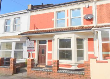 Thumbnail 3 bed terraced house to rent in Sandholme Road, Brislington, Bristol