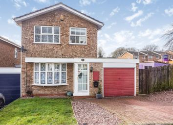 3 bed detached house for sale in Atcham Close, Redditch B98