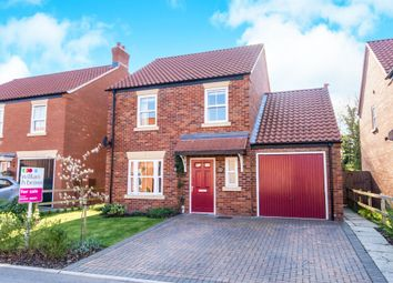 Thumbnail 3 bed detached house for sale in Birch Grove, Alford