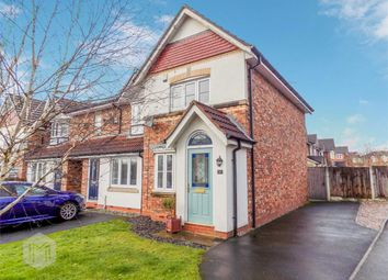 Thumbnail 2 bed end terrace house for sale in Springburn Close, Horwich, Bolton, Lancashire