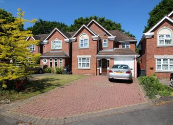 Thumbnail 4 bed detached house to rent in The Holdens, Hall Green, Birmingham, West Midlands