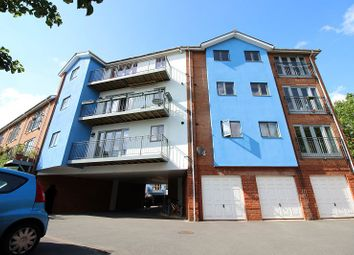 Thumbnail 2 bed flat for sale in Bonhay Road, Exeter
