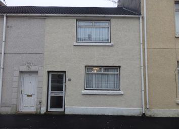 Thumbnail 2 bedroom terraced house for sale in Dillwyn Street, Llanelli