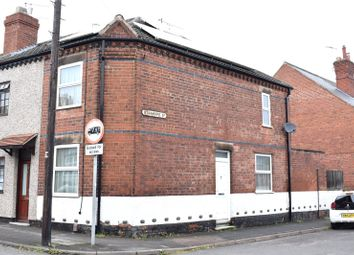 Thumbnail 2 bedroom end terrace house for sale in Stanhope Street, Ilkeston, Derbyshire