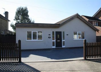 Thumbnail 4 bed detached bungalow for sale in Wellesbourne Drive, Glenfield, Leicester