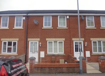 Thumbnail 3 bed town house for sale in Buckley Street, Heywood