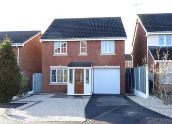 Thumbnail 4 bed detached house for sale in 15, Cae Gwynn Close, Morda, Oswestry, Shropshire