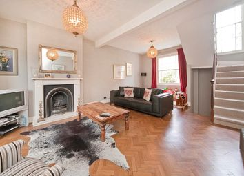 Thumbnail 3 bedroom terraced house for sale in Leighton Road, Kentish Town