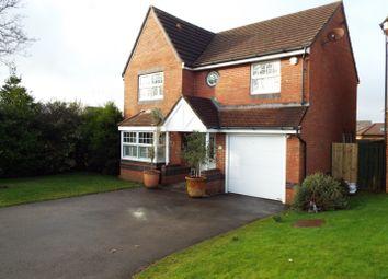 Thumbnail 4 bed detached house for sale in 14 Heol Y Garreg Wen, West Cross, Swansea