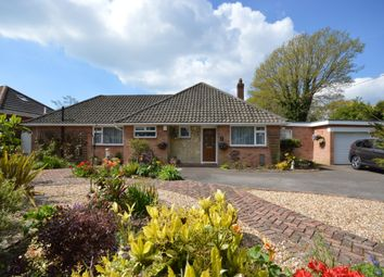 Thumbnail 3 bed detached bungalow for sale in Kennard Road, New Milton