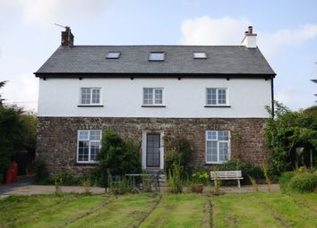 Thumbnail 4 bed detached house to rent in Dowland, Winkleigh