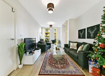 Thumbnail 1 bedroom flat to rent in Ossel Court, Enderby Wharf, Greenwich