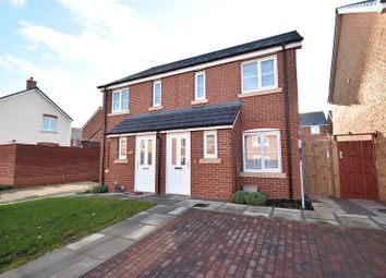 Thumbnail 2 bed semi-detached house for sale in Weasel Avenue, Droitwich Spa, Worcestershire