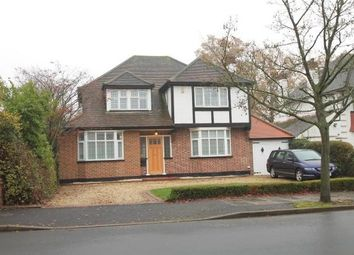 Thumbnail 4 bedroom detached house to rent in Whitecroft Way, Beckenham