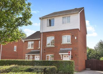 Thumbnail 4 bedroom town house for sale in Emerald Crescent, Sittingbourne