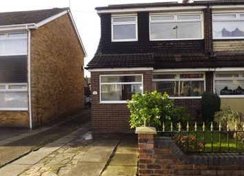 Thumbnail 3 bedroom property to rent in Netherfield, Widnes