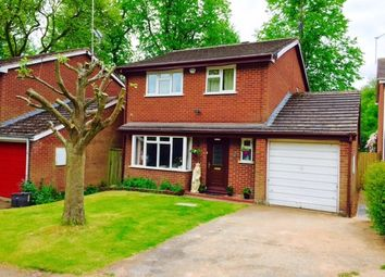 Thumbnail 3 bed detached house to rent in Crondal Place, Edgbaston