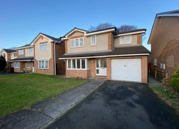 4 bed detached house to rent in Yeavering Close, Gosforth, Newcastle Upon Tyne NE3