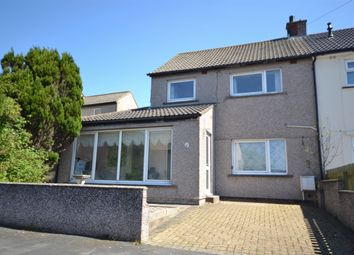 Thumbnail 3 bed semi-detached house for sale in Ehen Road, Thornhill, Egremont, Cumbria