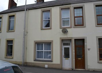Thumbnail 4 bedroom property to rent in St Catherine Street, Carmarthen, Carmarthenshire