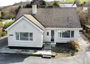 Thumbnail 4 bed detached bungalow for sale in Lon Glanfred, Llandre, Bow Street