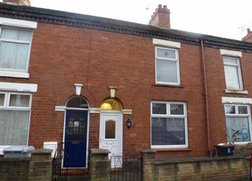 Thumbnail 3 bedroom terraced house to rent in Lunt Avenue, Crewe