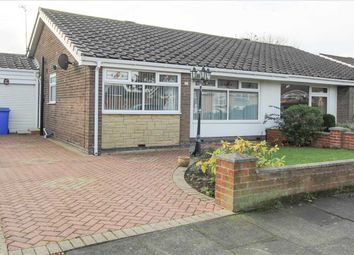 Thumbnail 2 bed semi-detached house for sale in Glencoe Avenue, Southfield Green, Cramlington