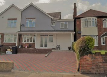 Thumbnail 5 bedroom semi-detached house for sale in Pine Tree Avenue, Humberstone, Leicester