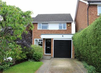 Thumbnail 3 bedroom detached house for sale in Tarrant Drive, Harpenden, Hertfordshire
