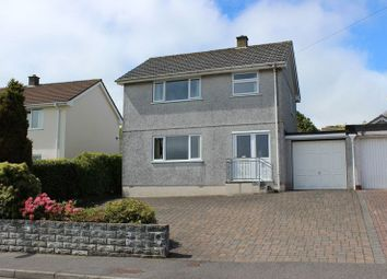 Thumbnail 4 bed detached house for sale in Gannet Drive, St. Austell