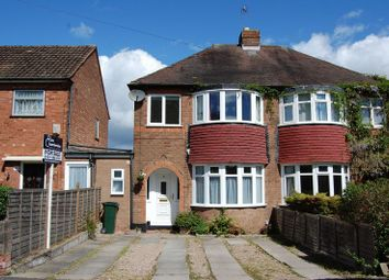 Thumbnail 3 bedroom semi-detached house to rent in Heathleigh Road, Kings Norton, Birmingham