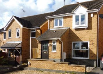 Thumbnail 3 bed property to rent in Barnwell Close, Thrapston, Kettering