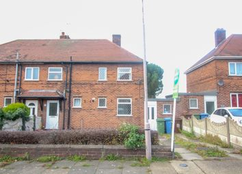 Thumbnail 3 bed semi-detached house for sale in George Street, Warsop, Mansfield