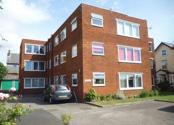 Thumbnail 2 bed flat to rent in Brownlow Road, Felixstowe