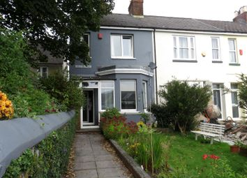 Thumbnail End terrace house for sale in Langstone Terrace, Plymouth
