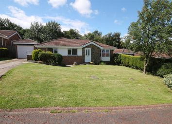 Thumbnail 4 bed detached bungalow for sale in Falcon Way, Esh Winning, Durham