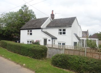 Thumbnail 3 bed detached house for sale in Newton Road, Sporle