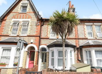 Thumbnail 3 bed terraced house for sale in Manchester Road, Reading