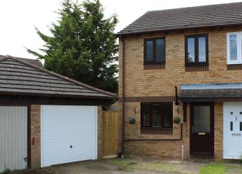 Thumbnail 2 bed end terrace house to rent in Spindleside, Bicester