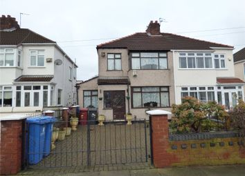 Thumbnail 3 bed semi-detached house for sale in Campbell Drive, Liverpool, Merseyside