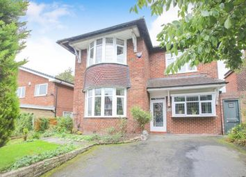 Thumbnail 4 bedroom detached house for sale in Windsor Road, Hazel Grove, Stockport, Cheshire