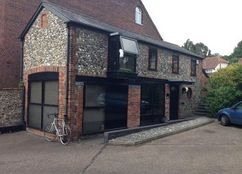 Thumbnail Office for sale in 63B, Thorpe Road, Norwich, Norfolk