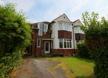 Thumbnail 3 bed semi-detached house for sale in Gorton Road, Willerby, Hull