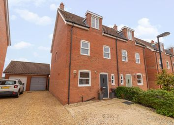 Thumbnail 4 bed semi-detached house for sale in Beck Way, Thurlby, Bourne