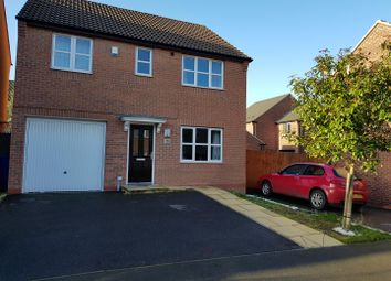 Thumbnail 4 bed detached house for sale in Blackshale Road, Mansfield Woodhouse, Mansfield