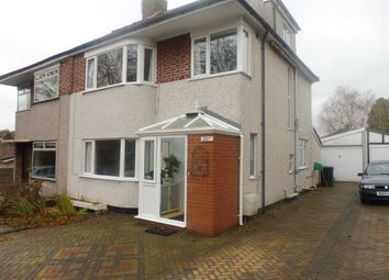 Thumbnail 5 bedroom semi-detached house for sale in Falcondale Road, Westbury-On-Trym, Bristol