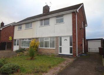 Thumbnail 3 bed semi-detached house for sale in Lisburne Lane, Offerton, Stockport