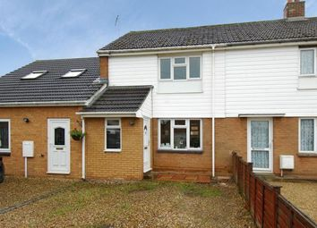 Thumbnail 2 bedroom terraced house for sale in Bowman Close, Middleton Cheney