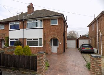 Thumbnail 3 bed semi-detached house for sale in Hampton Close, Blackfield